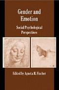 Gender and Emotion Social Psychological Perspectives