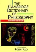 Cambridge Dictionary of Philosophy