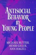 Antisocial Behaviour by Young People