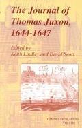 Journal of Thomas Juxon, 1644-1647