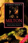 Cambridge Companion to Milton