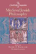 Cambridge Companion to Medieval Jewish Philosophy