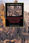 Cambridge Companion to Eighteenth-Century Poetry