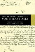Cambridge History of Southeast Asia From C. 1800 to the 1930s