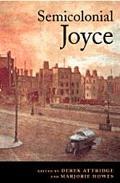 Semicolonial Joyce