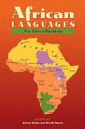 African Languages An Introduction