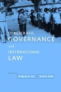 Democratic Governance and International Law