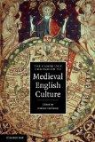 The Cambridge Companion to Medieval English Culture (Cambridge Companions to Culture)