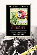Cambridge Companion to Brecht