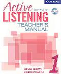 Active Listening 1 Teacher's Manual