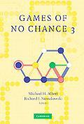 Games of No Chance 3, Vol. 56