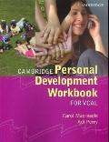Cambridge VCAL Personal Development Workbook