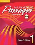 Passages Teacher's Edition 1 with Audio CD