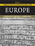Ancient Languages of Europe