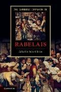 The Cambridge Companion to Rabelais (Cambridge Companions to Literature)