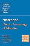 Friedrich Nietzsche On the Genealogy of Morality