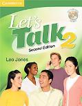 Let's Talk [With CDROM] [LETS TALK #03 W/CDROM 2/E] [Paperback]