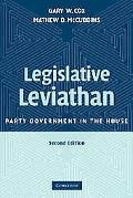 Legislative Leviathan: Party Government in the House