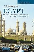 History of Egypt From the Arab Conquest to the Present