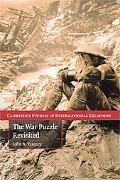The War Puzzle Revisited (Cambridge Studies in International Relations)