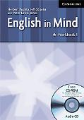 English in Mind Level 5 Workbook with Audio CD/CD-ROM
