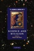 Cambridge Companion to Science and Religion