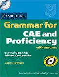 Cambridge Grammar for CAE and Proficiency Book with answers and Audio CDs (2)