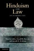 Hinduism and Law : An Introduction