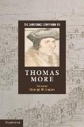Cambridge Companion to Thomas More