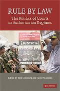Politics of Courts in Authoritarian Regimes