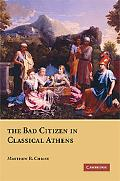 Bad Citizen in Classical Athens
