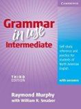 Grammar in Use Intermediate Student's Book with Answers , Korean Edition: Self-Study Referen...