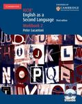 IGCSE English as a Second Language Workbook 2 with Audio CD