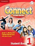 Connect 1 Student's Book with Self-study Audio CD