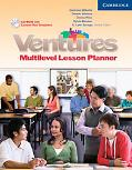 Ventures Multilevel Lesson Planner with CD-ROM