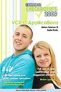 VCE IT Applications (Cambridge Checkpoints 2009)