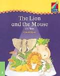 Lion and the Mouse A Fable by Aesop