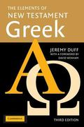 Elements Of New Testament Greek