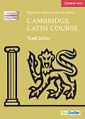 North American Cambridge Latin Course TestCrafter CD-ROM, Units 1-4, 4th Edition