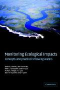 Monitoring Ecological Impacts Concepts and Practice in Flowing Waters