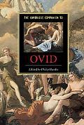 Cambridge Companion to Ovid