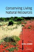 Conserving Living Natural Resources In the Context of a Changing World