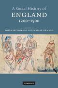 Social History of England, 1200-1500