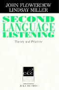 Second Language Listening Theory and Practice
