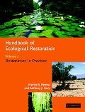 Handbook of Ecological Restoration Restoration in Practice