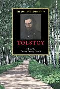 Cambridge Companion to Tolstoy