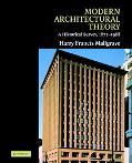 Modern Architectural Theory A Historical Survey, 1673û1968