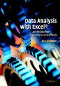 Data Analysis With Excel An Introduction for Physical Scientists