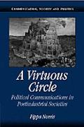 Virtuous Circle Political Communications in Post-Industrial Societies