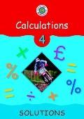 Cambridge Mathematics Direct 4 Calculations Solutions